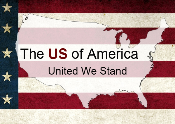 The US of America by .