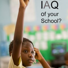 What is the IAQ of your School